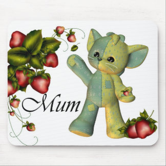 Mother's Day, Happy Mother's Day Mum Mouse Mats