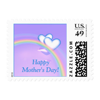 Mothers Day High Hearts Stamps