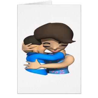 Mothers Day Hug Card