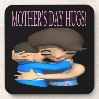 Mothers Day Hugs Coaster
