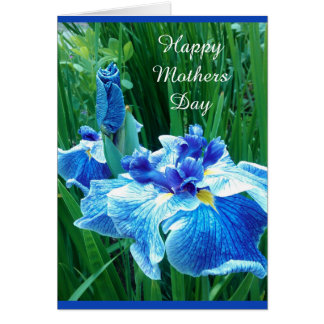 MOTHERS DAY I LOVE YOU MOM card