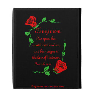 Mother's Day iPad Cases