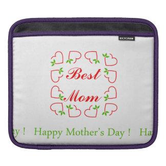 Mothers day iPad sleeves