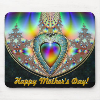 Mother's Day Jeweled Fun Mouse Pad