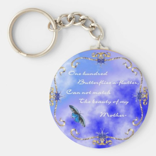Mothers Day Key Chain