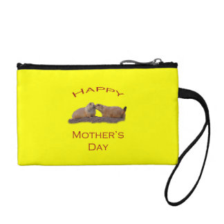 Mother's Day Kiss Coin Purse