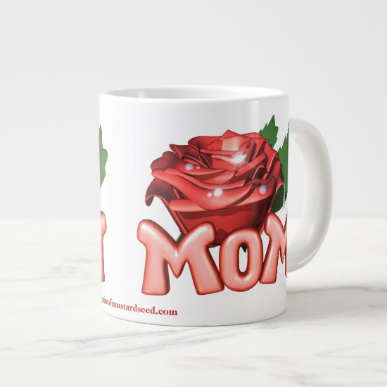 Mother's Day Large Coffee Mug