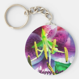 Mothers Day Lilly.jpg Keychains
