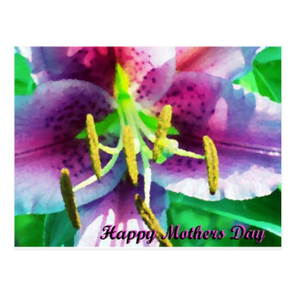 Mothers Day Lilly.jpg Postcard