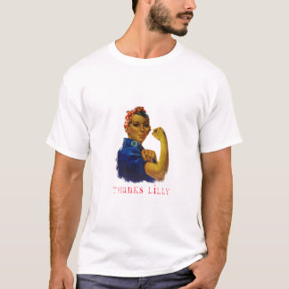 MOTHER'S DAY LILLY LEDBETTER T-Shirt