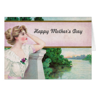 Mother's Day: May your fondest desires come true Card