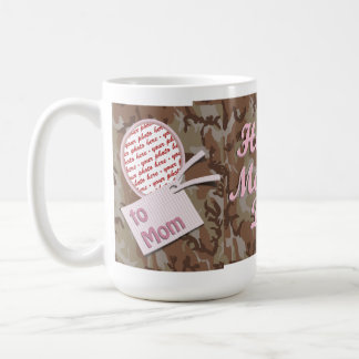 Mother's Day Memento Photo Frame Classic White Coffee Mug
