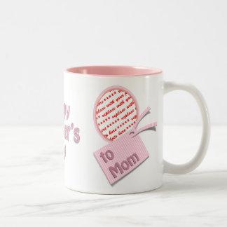 Mother's Day Memento Photo Frame Mug