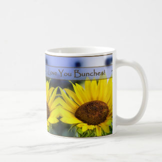 Mother's Day - Mom - Mug - Sunflowers