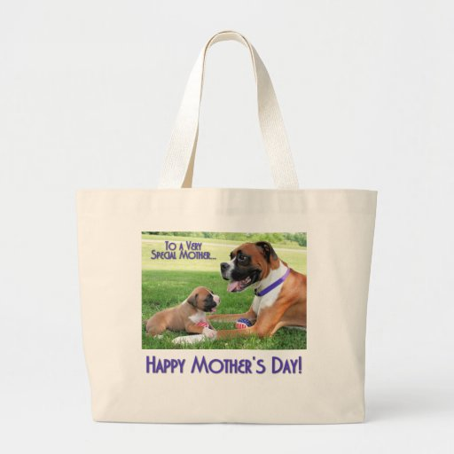 Mothers Day - Mommy Boxer - Vindy Bag