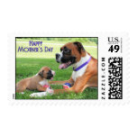 Mothers Day - Mommy Boxer - Vindy Postage
