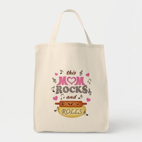 Mother's Day / Mom's Birthday Rock & Bake Bag
