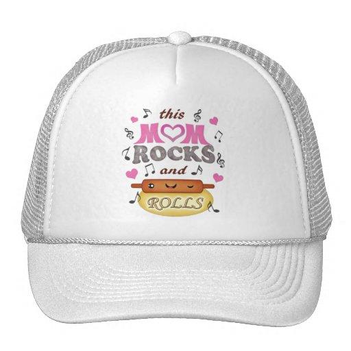 Mother's Day / Mom's Birthday Rock & Bake Cap Hats