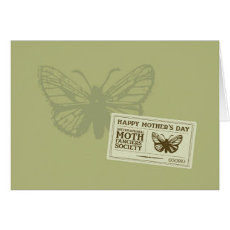 Mother's Day Moth Card 1