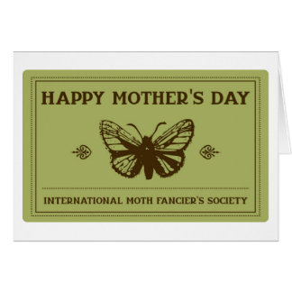 Mother's Day Moth Card 2