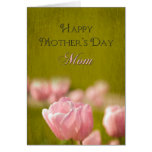 Mother's Day - Mother - Tulips Card