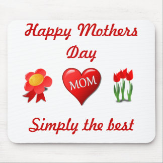 Mothers Day Mouse Pad