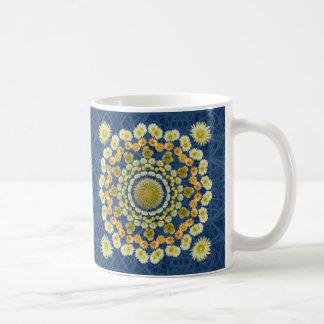 Mother's Day Mug with Barrel Cactus Mandala