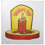 Mothers Day Napkin