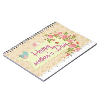 Mother's Day Note Book