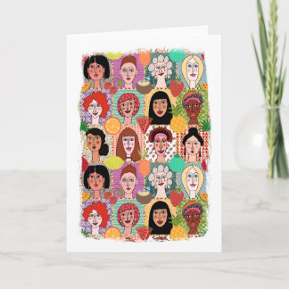mother's Day paper Card