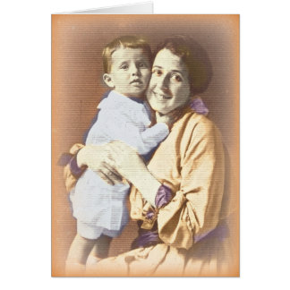 Mother's Day   ~Pearl S. Buck Card