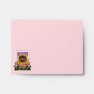 Mothers Day - Pekingese - Pebbles Envelope