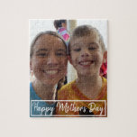 "Mother's Day Personalized Puzzle<br><div class=""desc"">Give your mom a special gift this year.</div>"