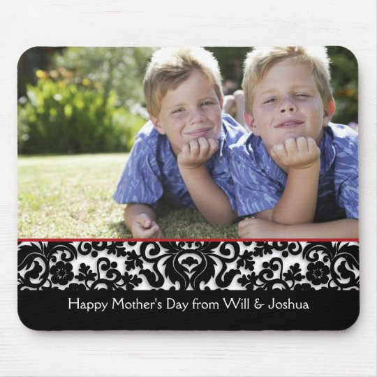 Mother's Day Photo Mousepad