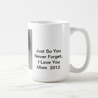 Mother's Day Photo Mug. Coffee Mug
