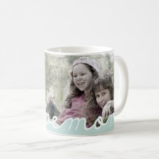 Mother's Day Photo Mugs Personalized | We Love Mom