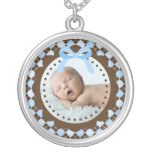 Mothers Day Photo Necklace