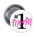 Mother's Day Pinback Button