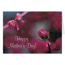 """""""Mother's Day"""" Pink Rose"""
