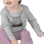 Mothers Day - Pink Tulips - Add Your Own Photo Tees