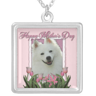 Mothers Day - Pink Tulips - American Eskimo Jewelry