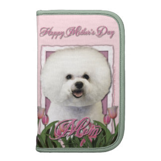 Mothers Day - Pink Tulips - Bichon Frise Planners