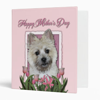 Mothers Day - Pink Tulips - Cairn - Teddy Bear Binders