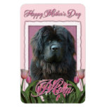 Mothers Day - Pink Tulips - Newfoundland Magnets
