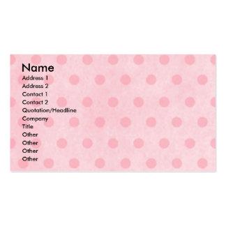 Mothers Day - Pink Tulips - Shiba Inu - Yasha Business Card