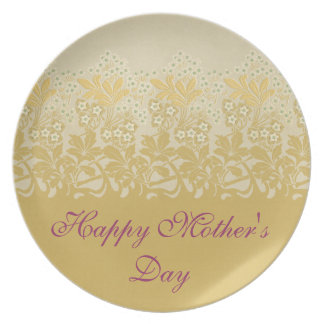 Mother's Day Plate