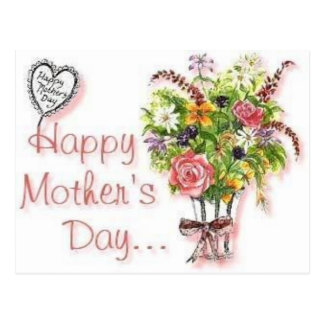 Mothers Day Post Card