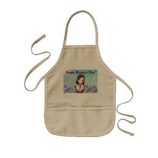 Mother's Day Present Kids' Apron