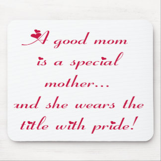 Mothers day products by V. Milton Mouse Pad