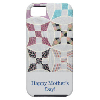 Mother's Day Quilt Wedding Ring iPhone 5 Covers
